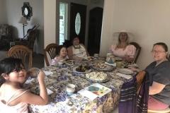 Hineni staff, residents, and children
